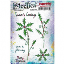 Eclectica³ Rubber Stamp Sheet by Kay Carley - EKC09